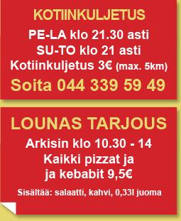Super pizza kebab lappeenranta